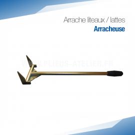 Arrache-liteaux / Arracheuse de lattes - Premium PRO+