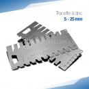 Tracette à zinc 25 mm - PRO+