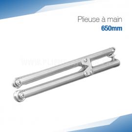 Plieuse à main 650 mm - SOREX TECHNIC