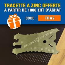 🔥 CODE PROMO : TRA2 🔥  Avec Plieuse-atelier.fr bénéficiez d'une tracette à zinc 5 à 100 mm - SOREX TECHNIC offerte pour vos commandes supérieures à 1 000 €HT d'achat (hors frais de transport) avec le code TRA2 !  👉 Lien dans la bio  Offre valable jusqu'au 30/09/2020 (minuit), non cumulable avec un autre code promotionnel.  #promo #plieuse #atelier #chantier #couverture #zinc #zinguerie #diy #bricolage #outil #plieuseatelierfr